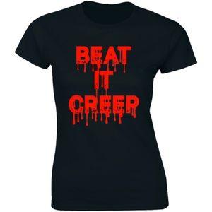 Beat It Creep Shirt Happy Halloween Party T-shirt